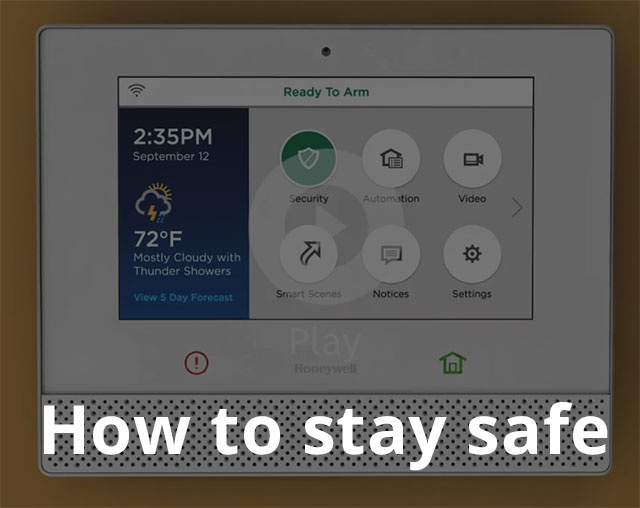 Lyric How to Stay Safe