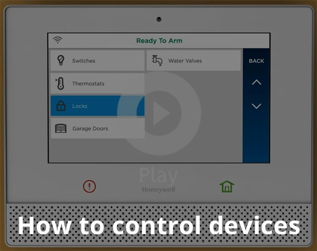 Lyric How to Control devices
