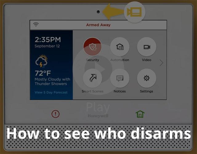 Lyric See who Disarms