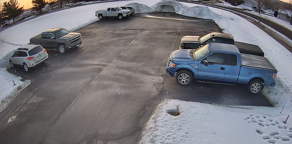 Deter Theft in parking lot