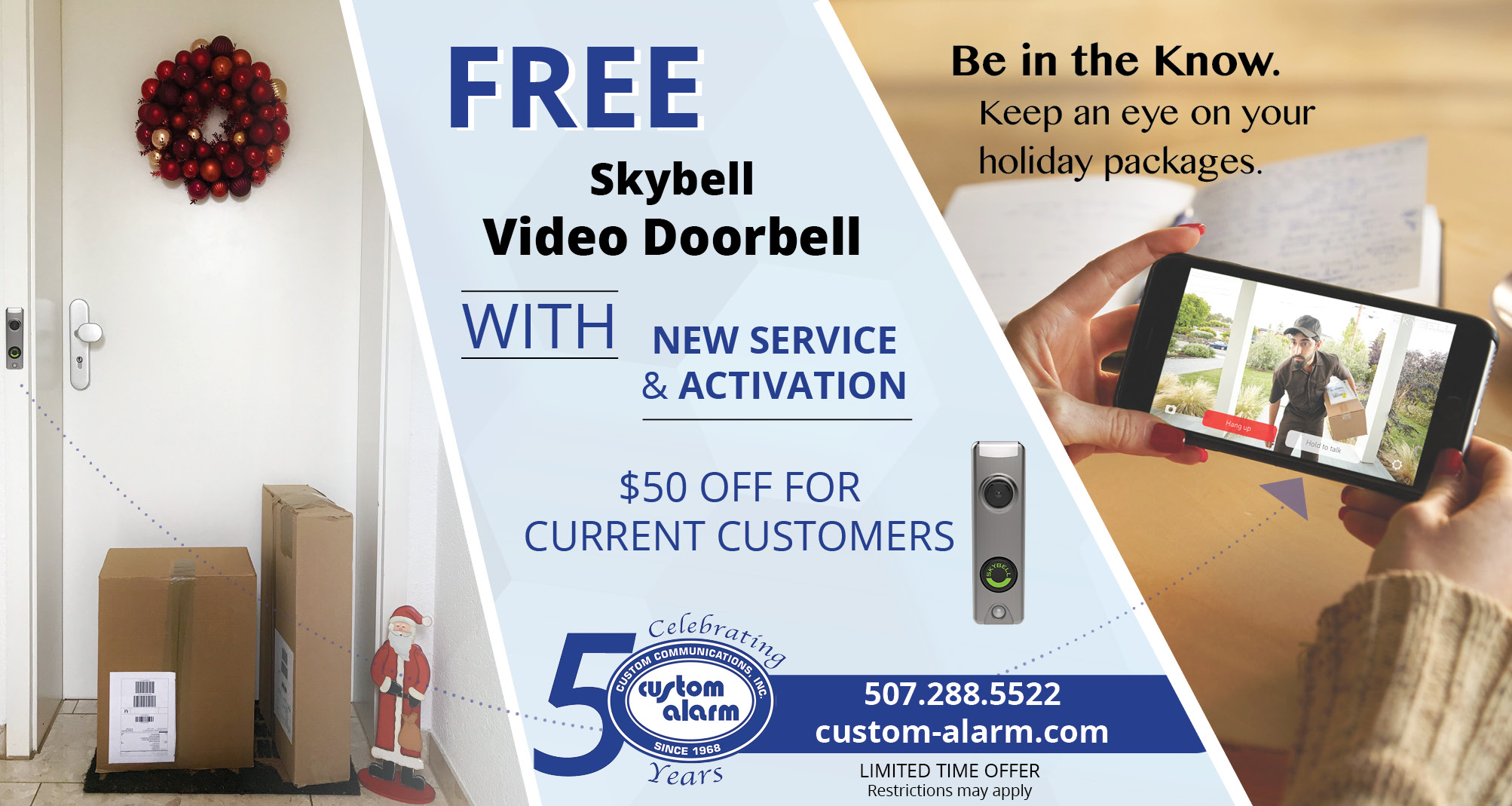 Skybell 18 promo