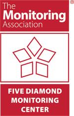 TMA Five Diamond Logo 2018