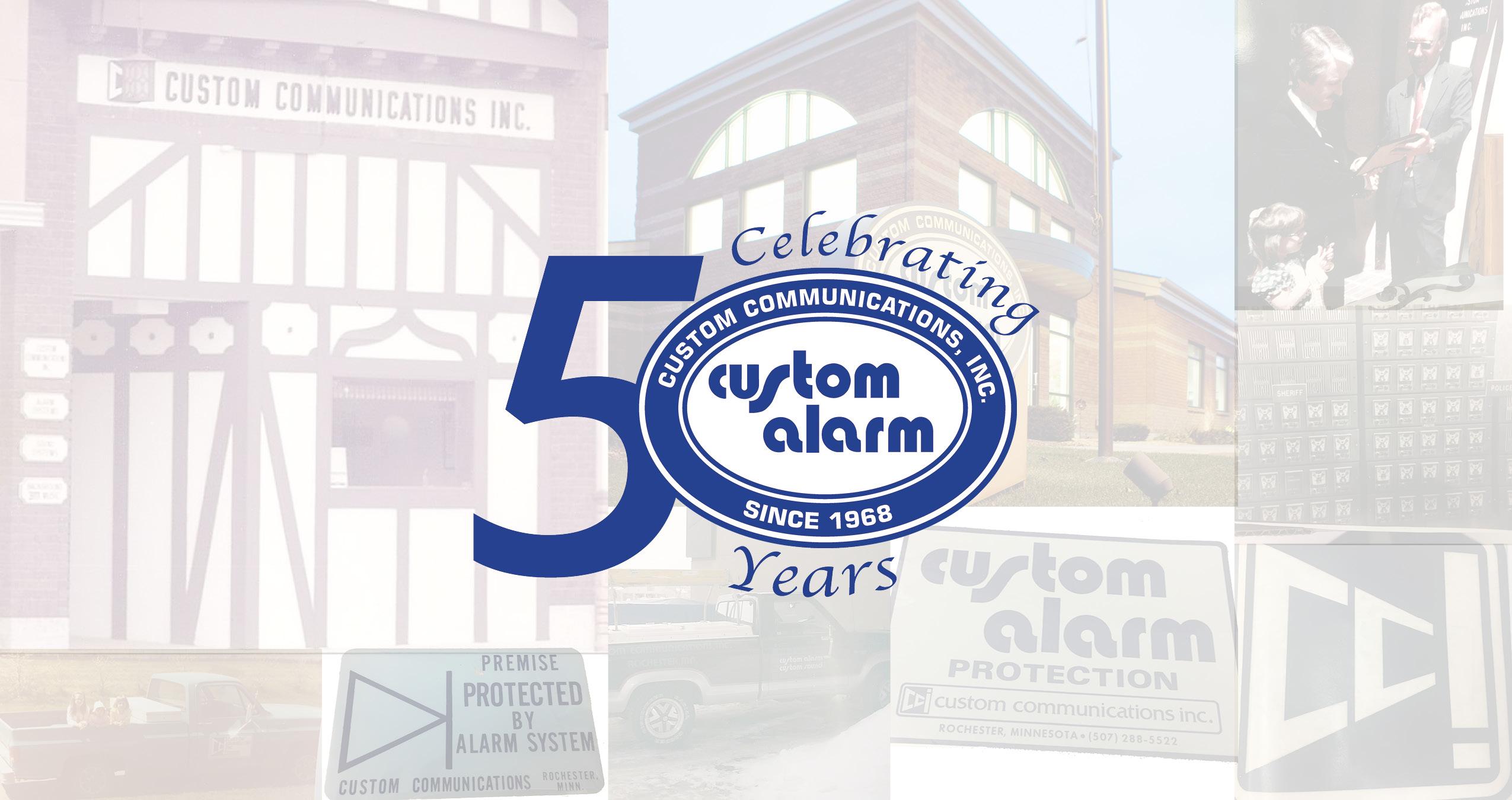 50 Year Blog