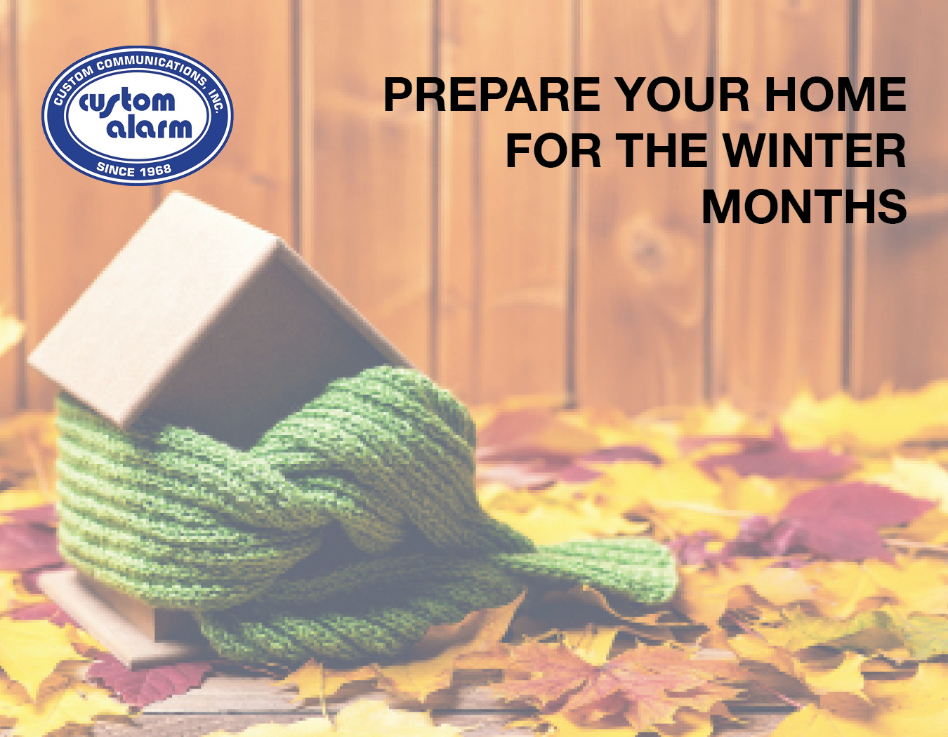 prepare home for winter months